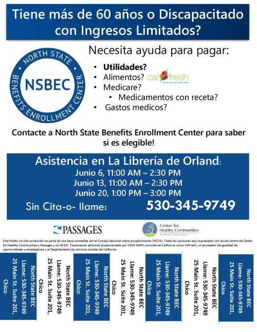 Spanish NSBEC Drop-in Assist Flier - Orland PDF