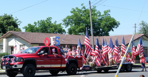 July 4th 2017 parade 2
