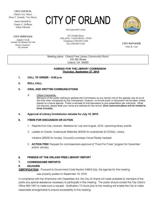 library commission agenda 9 27 2018