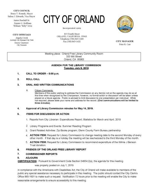 library commission agenda 7 9 2019